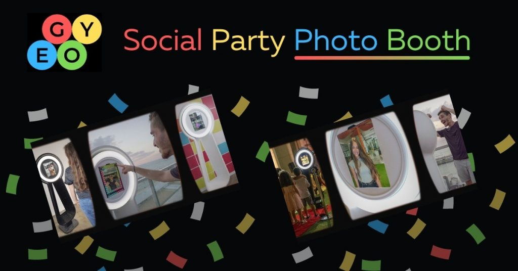 Featured Image - Social Party Photo Booth