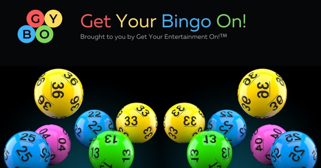 Featured image - BINGO by Get Your Entertainment On